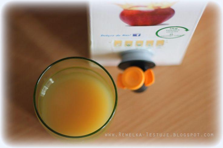 Rewelka Konkursuje i Testuje: Royal aopple naturalny sok jabłkowy - recenzja od ...
