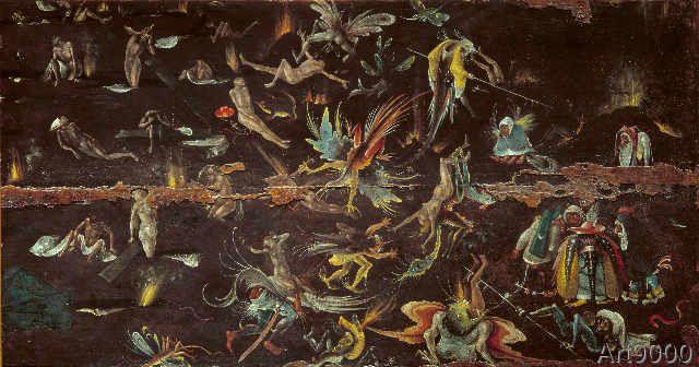 Hieronymus Bosch - Last Judgement