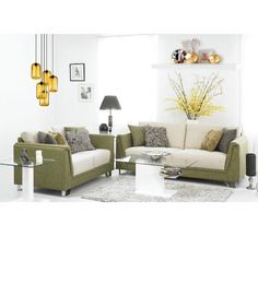 Buy Sofa Sets Online in India - Exclusive Designs & Best Prices - Pepperfry