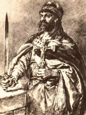 Mieszko 1 first Prince of Poland