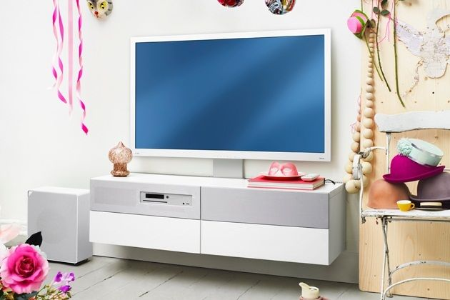 IKEA Home Entertainment Furniture: floating cabinet