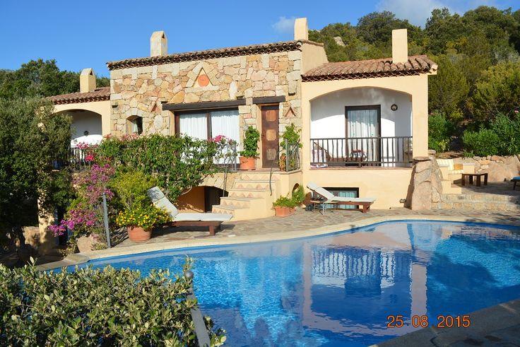 Sardinia's key » Villa La Cuntintesa