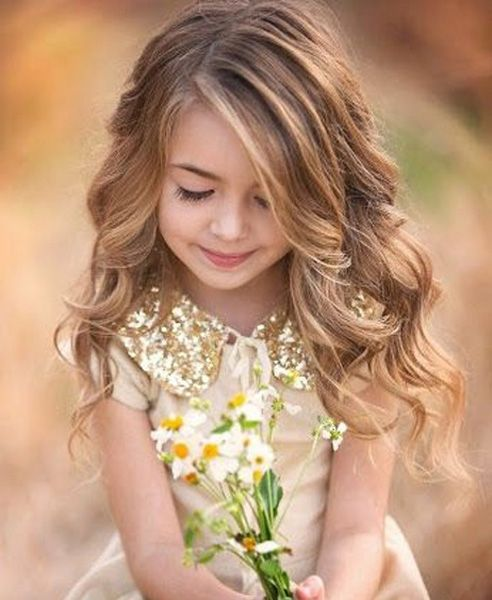 Fabulous 1000 Ideas About Little Girl Hair On Pinterest Girl Hair Hairstyles For Men Maxibearus