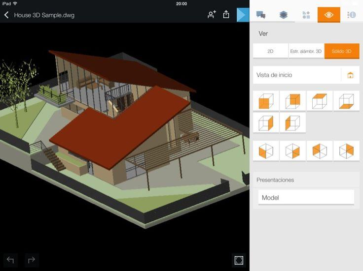 Salió AutoCAD 360 versión 3.0.  Review realizada a la versión 3.0 de AutoCAD 360 para iPad. Lista de los problemas encontrados, solución a alguno de ellos, aspecto visual y manejabilidad.      #Actualidad, #Software