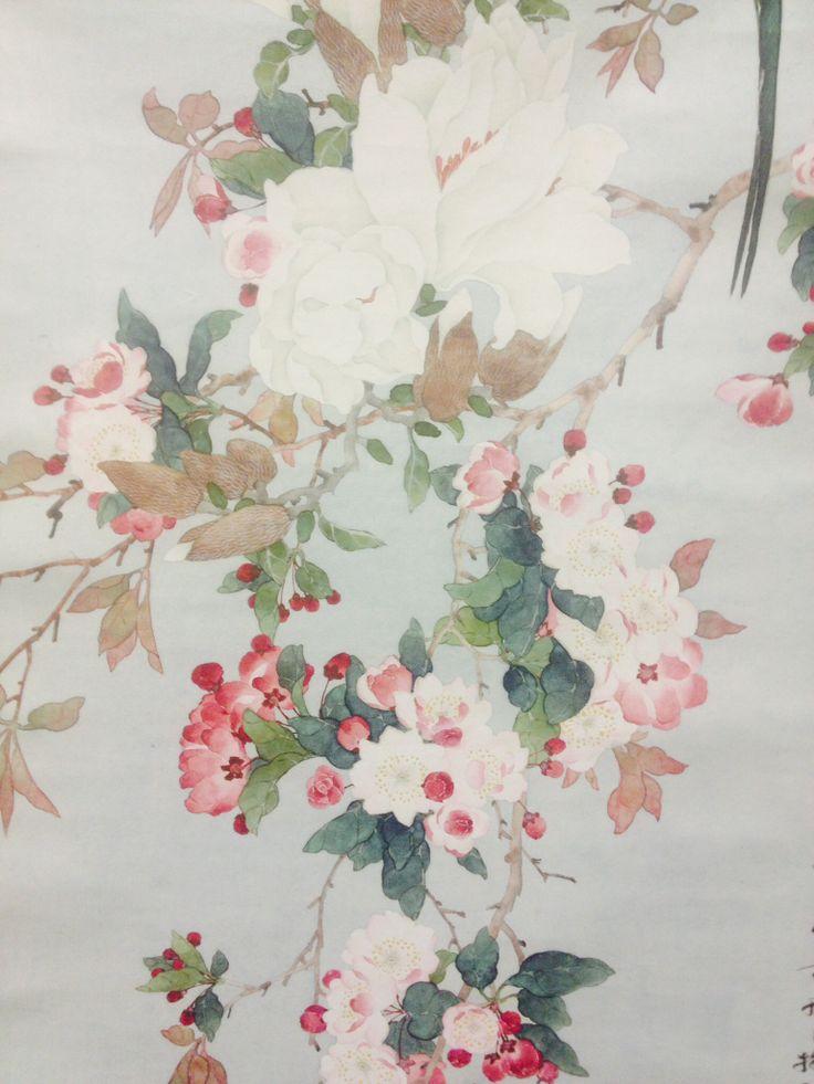 guó huà traditional Chinese painting