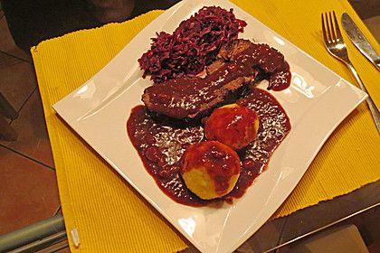 Omas Rheinischer Sauerbraten, ein leckeres Rezept aus der Kategorie Rind. Bewertungen: 82. Durchschnitt: Ø 4,5.