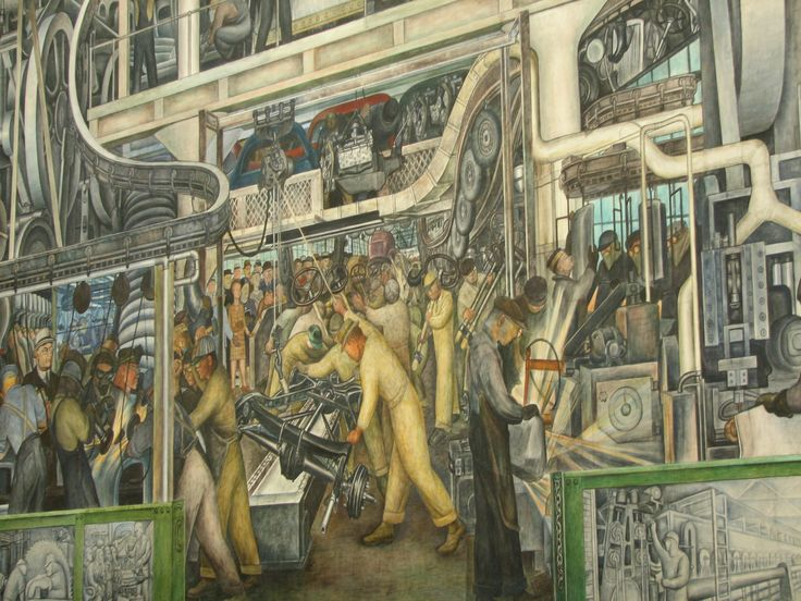 78 best images about vacation photo 39 s on pinterest for Diego rivera mural chicago