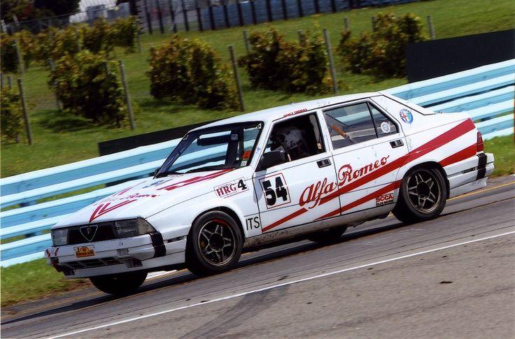 1987 Alfa Romeo Milano 3.0