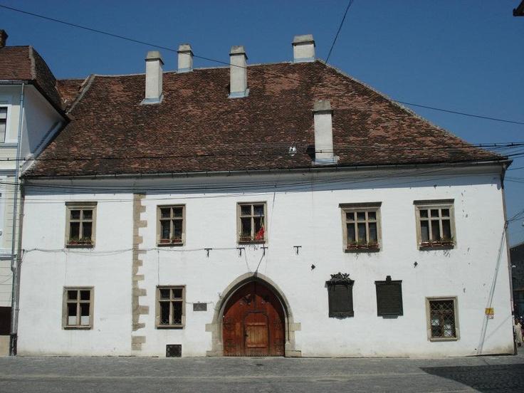 Birthplace of King Matthias, Cluj Napoka, Romania | Mátyás király szülőháza, Kolozsvár