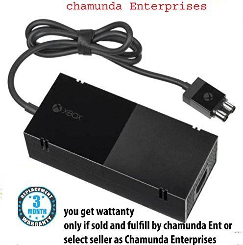Buy New World 100% Original Microsoft Xbox One Power Supply