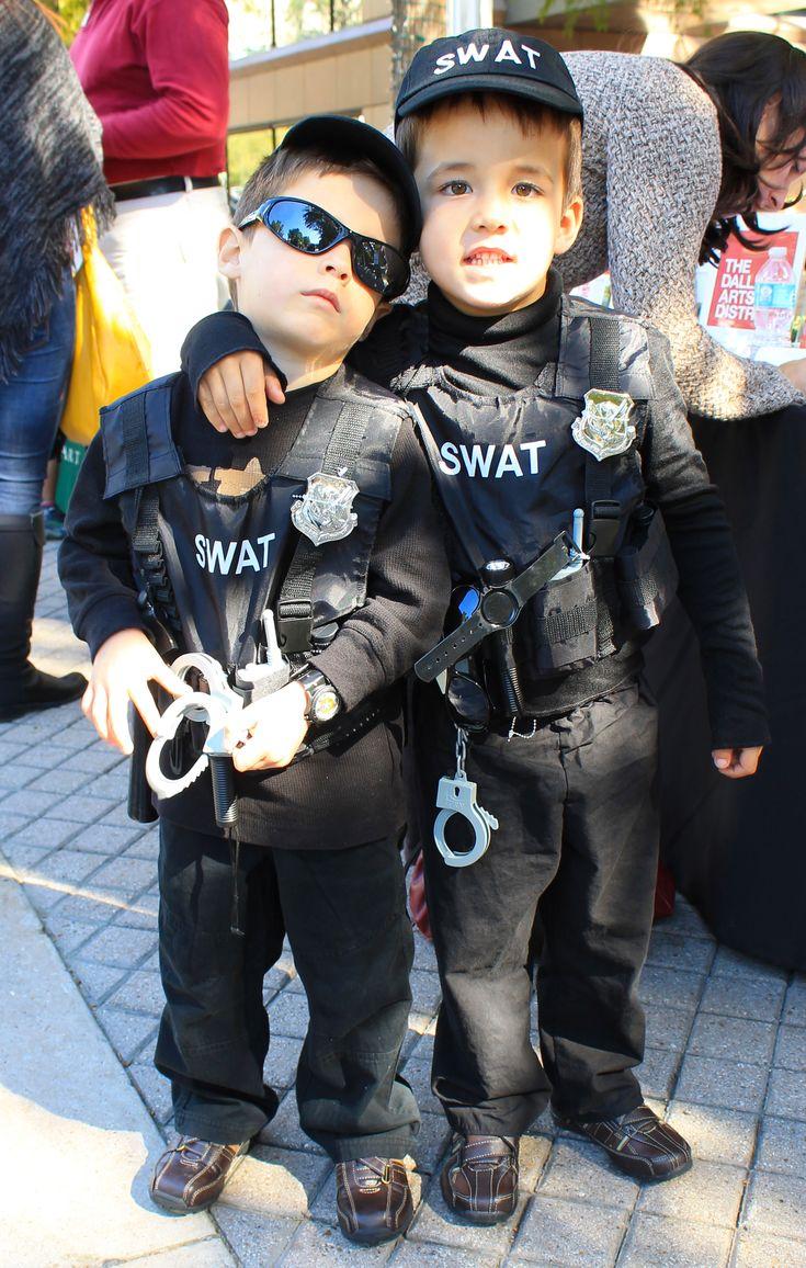 Twin SWAT team
