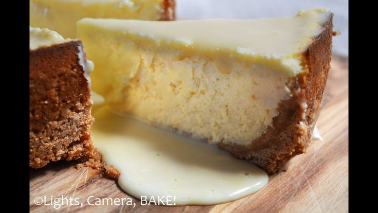 How To Make A Caramel Cheesecake