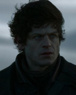 Ramsay Snow (bastard of Bolton) -Ramsay is violent and sadistic, and fond of the ancient Bolton practice of flaying. During the War of the Five Kings, he is dispatched by his father to retake Winterfell from Theon Greyjoy.