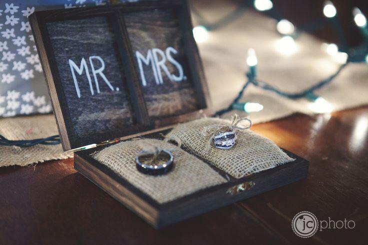 ring bearer box.