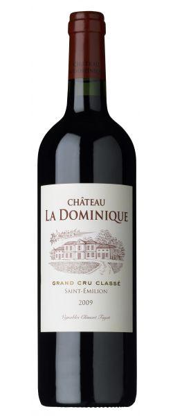 Château La Dominique Grand Cru Classé de Saint-Emilion rouge 2009 - Saint-Émilion Grand Cru - Le Figaro Vin