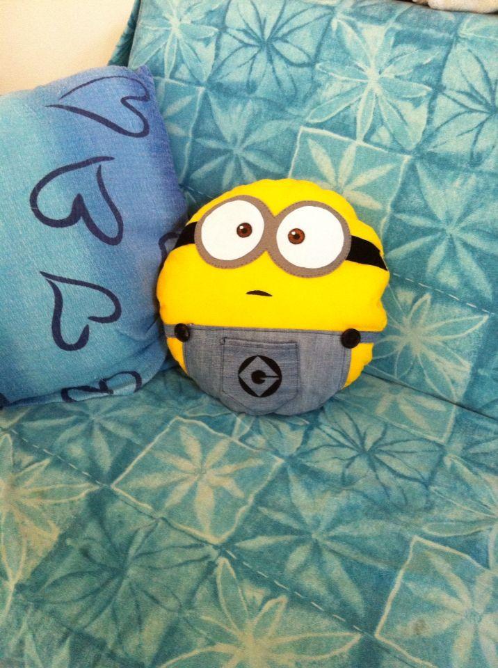 Cuscino minion :)