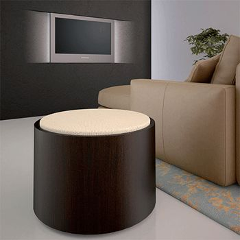 contemporary infrared room heaters, side tables and ottomans with electric heaters