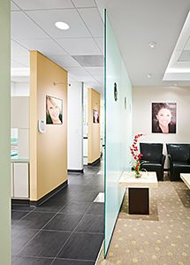 Cosmetic Dentistry of Colorado - Dental Office Design by JoeArchitect in Denver, Colorado