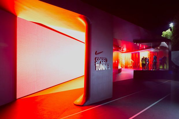Nike's Camp Victory by Skylab Architecture: Hypebeast Place