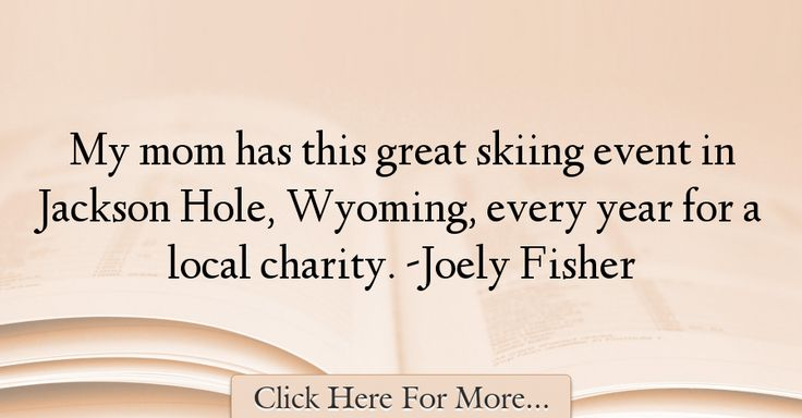 Joely Fisher Quotes About Mom - 46892