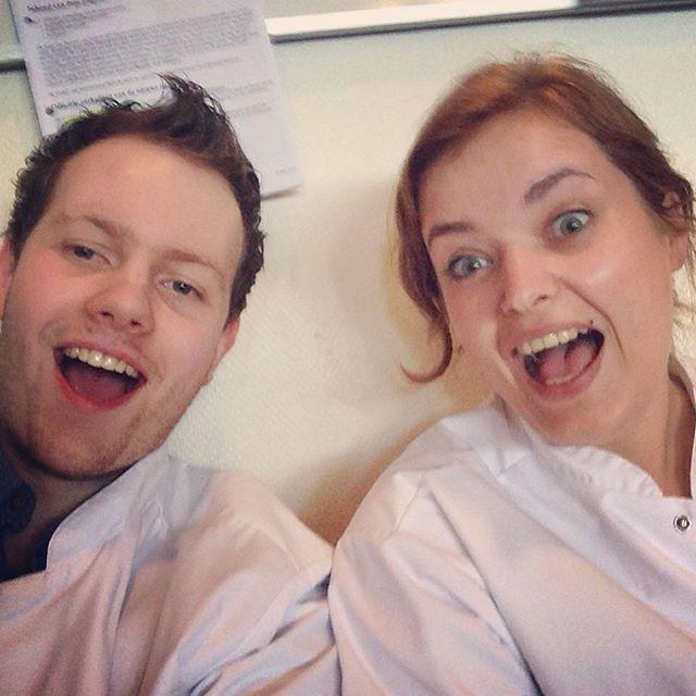 Lol op het werk  #selfie #work #hospital #meppel