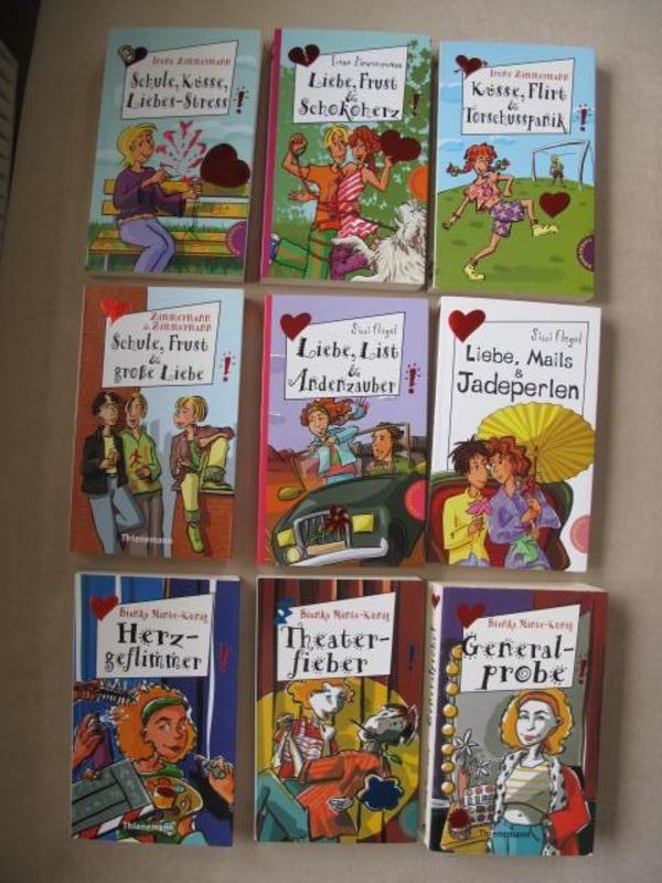 16 Freche Mädchen » Kinder- und Jugendliteratur aus Böblingen