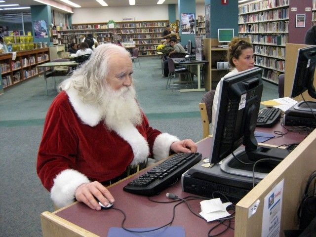 Santa Claus #social