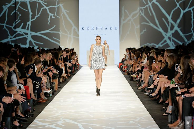 Win with Ziera! Win a trip for 2 to the Virgin Australia Melbourne Fashion Festival 2015, find out how to enter here zierashoes.com/... Pictured: Keepsake designs on the runway at the 2014 Melbourne Fashion Festival. #Win #VAMFF