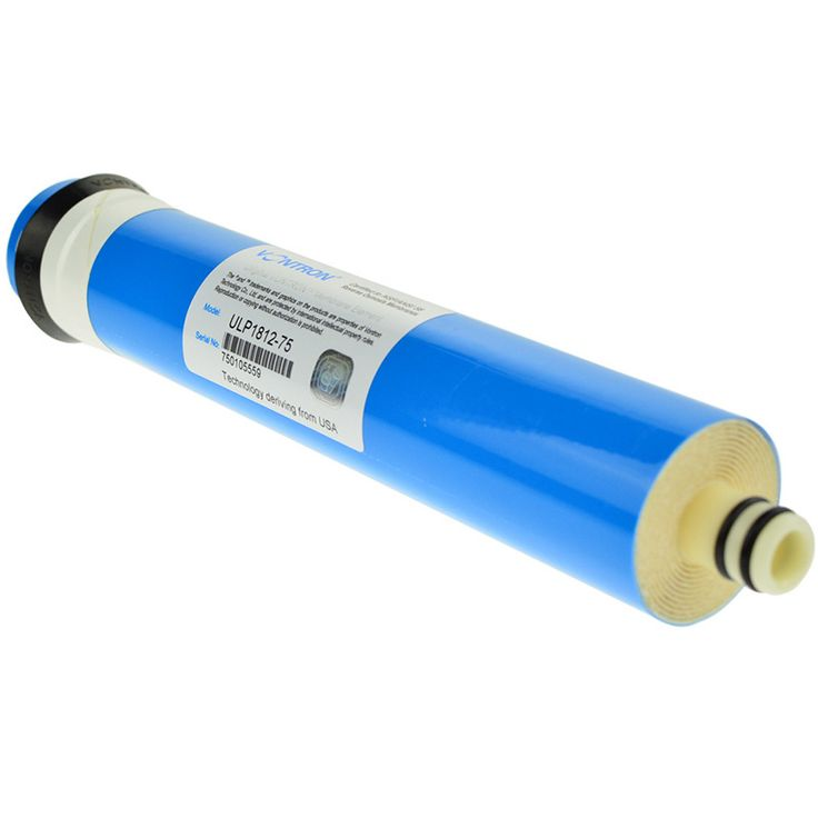 New Vontron ULP1812-75 Residential Water Filter 75 gpd RO Membrane NSF Used For Reverse Osmosis System