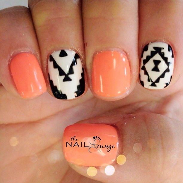 #DIY #organize #nails polish #nail #polish #Nail #Art #Gallery, #Nail #Art #Designs #color #orange