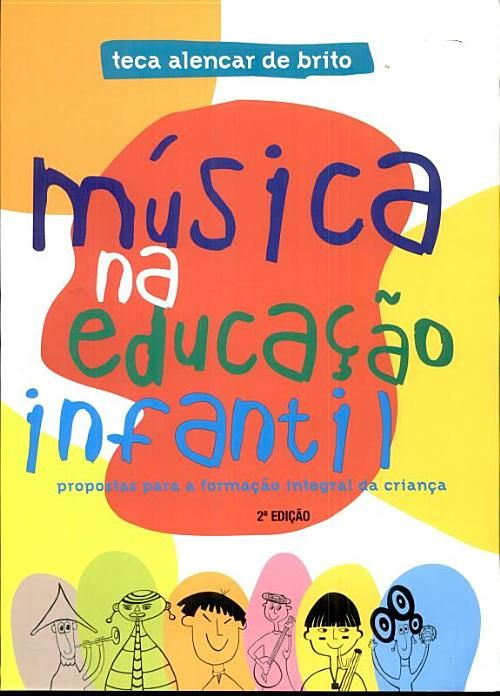 Música na educação - Teca Alencar