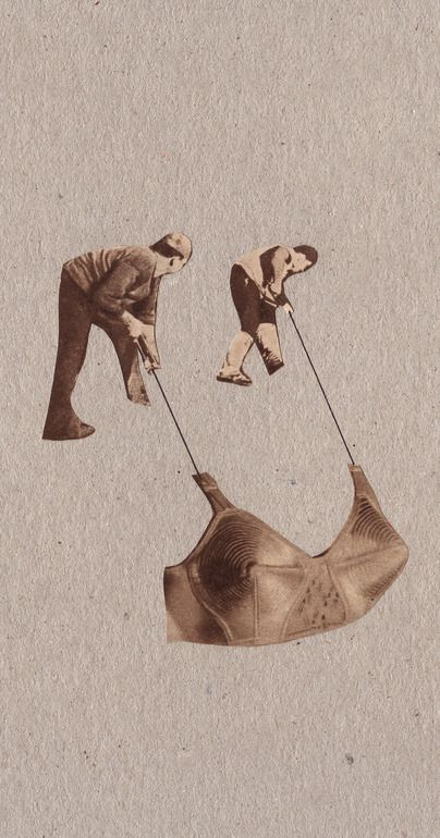 "Saatchi Online Artist: jorge chamorro; Paper, Assemblage / Collage ""lines 3"""