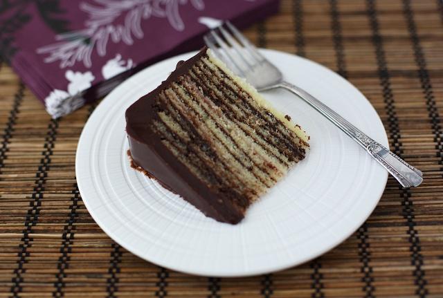 Torta panqueque trufa o de chocolate / Truffle cake | En mi cocina hoy