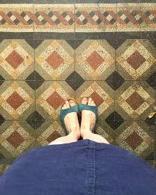 Czifrapalota: Cementlap szerelem - Hófehérke az Andrássy úton
