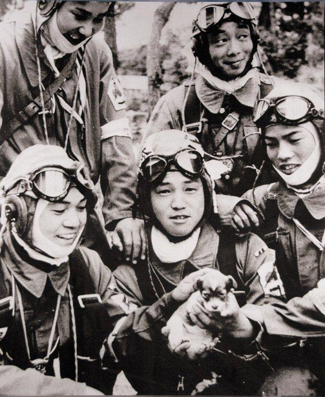 7 Detalhes curiosos sobre a vida dos pilotos Kamikaze