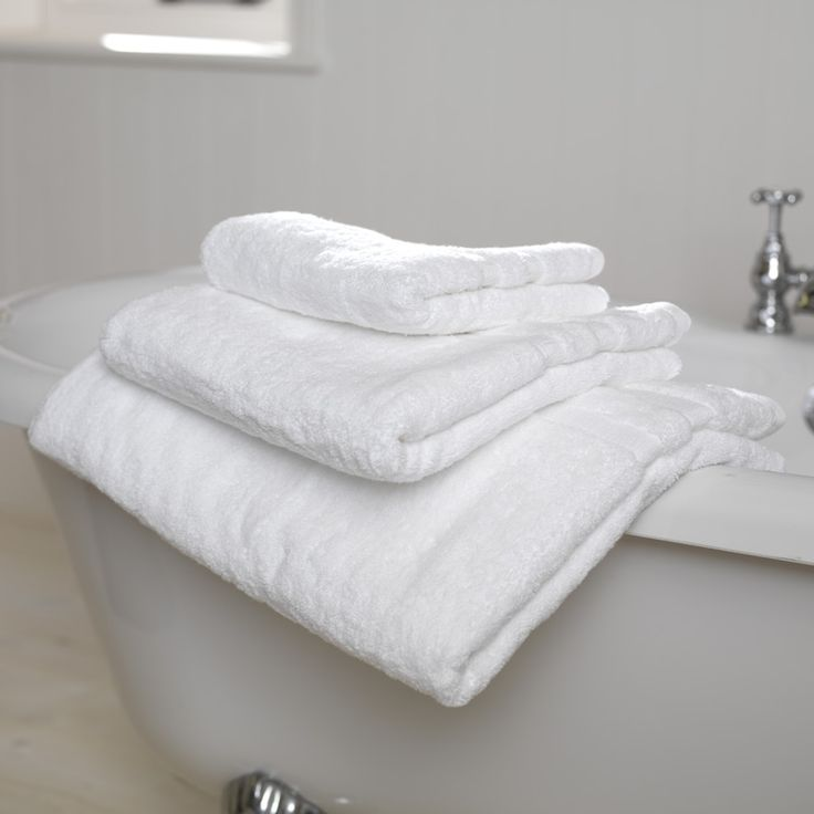 white egyptian towels made from high quality long staple egyptian cotton these luxury towels are soft and strong - Egyptian Cotton Towels