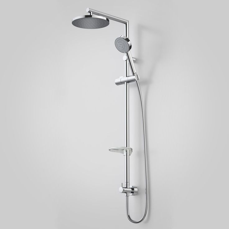 Essence Rail Shower with Overhead http://www.caroma.com.au/bathrooms/showers/essence/essence-rail-shower-with-overhead