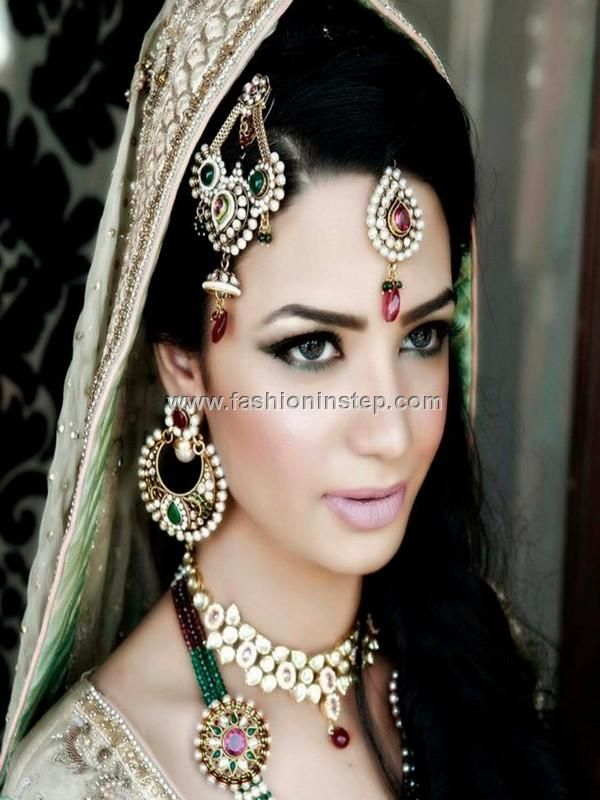 Designs of Bridal Jewellery 2013 for Girls