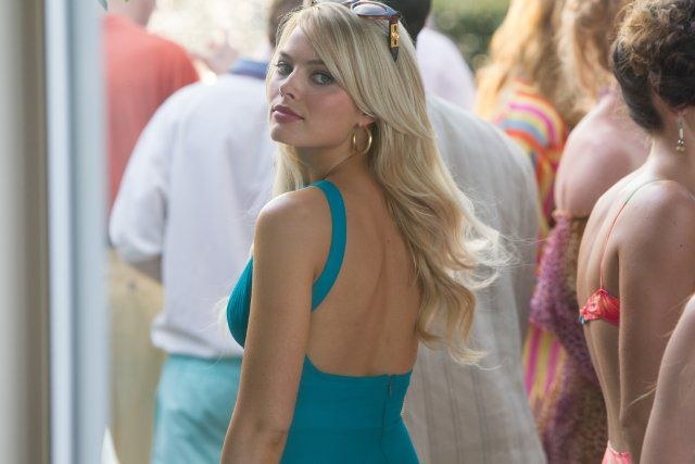 Still of Margot Robbie in The Wolf of Wall Street (2013)