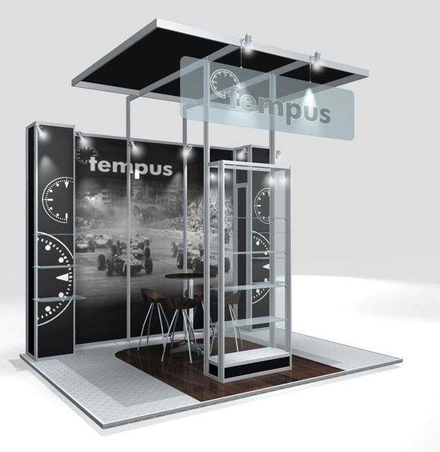 modular exhibition stand from Discountdisplays #exhibition stand