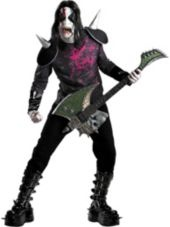 Adult Metal Mayhem Costume-Clearance Costumes-Mens Costumes-Halloween Costumes-Party City