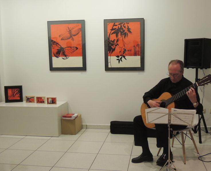 Concierto de música clásica con el guitarrista Rafel Sala