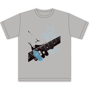桑田佳祐 × ActAgainstAIDS 2011 オリジナルTシャツ(グレイ)