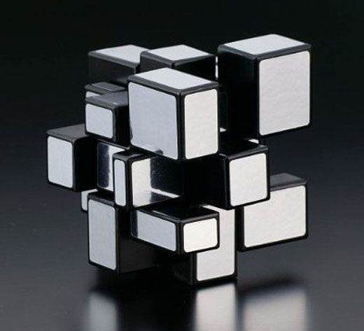 Rubik's mirror cube. I literally have dreams of playing with this puzzle.