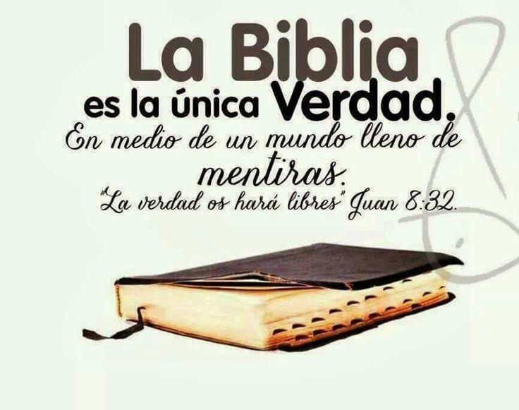 Juan 8:32 y conoceréis la verdad, y la verdad os hará libres.♔