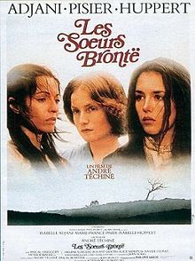 The Bronte Sisters theatrical poster