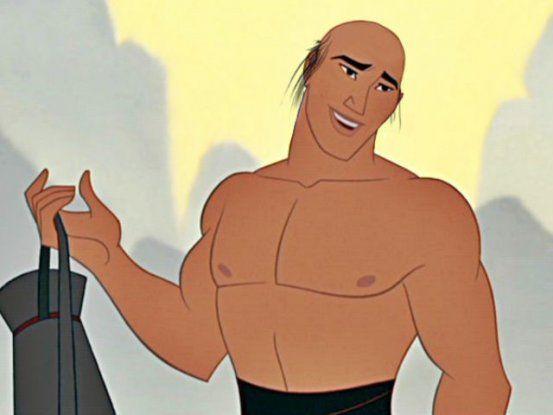 Principi Disney: se fossero calvi FOTO - http://www.wdonna.it/principi-disney-calvi/68719?utm_source=PN&utm_medium=Gossip&utm_campaign=68719