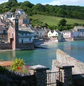 Kingsand and Cawsand, Cornwall, England