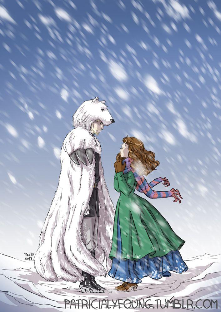Thorn et Ophélie - La passe miroir - Et voici encore un fanart de La Passe-Miroir !! Ce manteau est juste incroyable, non ? J'espère que ça vous plaira ! En tout cas, je m'éclate toujours à faire ces illustrations, entre deux pages de board !
