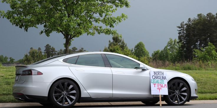 North Carolina Called Out For Duplicitous Blocking Of Tesla Sales
